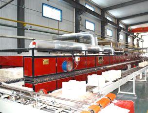 公司擁有全套稀土拋光粉的生產設備,從氟化到粉碎分級,設備環保節能,能精確控制產品性能,完全滿足客戶的要求。