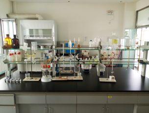 公司有化學分析實驗室,有激光粒度儀,比表面儀器等檢測設備;有稀土總量檢測設備,為產品質量保證打下堅實的基礎。